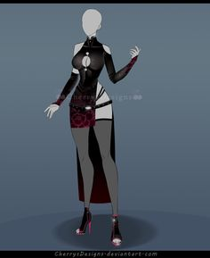 (closed) Outfit Adopt 659 by CherrysDesigns
