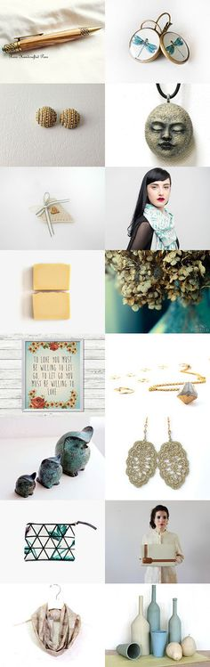 Summer trends by Tranquillina on Etsy--Pinned with TreasuryPin.com