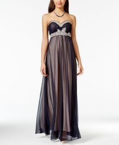 Empire Gowns Thumbelina
