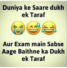 Top 21 Funny Quotes Whatsapp – Hilarious Memes And Super Humor In Life Scroll down and get a huge and hard laughing from Exam Quotes Funny, Exams Funny, Funny Attitude Quotes, Funny School Memes, Cute Funny Quotes, Bff Quotes, School Humor, Jokes Quotes, Friendship Quotes