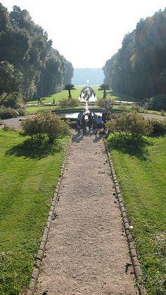 Palace of Caserta, Italy <3
