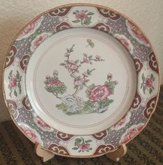 "English Porcelain - Antique Copeland ""Shima"" Plate for sale in Johannesburg (ID:243897680)"