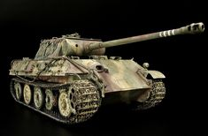 Imperial Army, Model Tanks, Military Modelling, Ww2 Tanks, Plastic Models, World War Ii, Scale Models, Military Vehicles, Panther