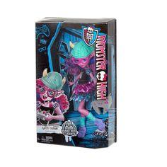 Monster High – Kjersti Trollsen baba Kjersti Trollsen baba a hegyi troll lánya, aki egy igazi gamer. Kjersti Trollson egy csereprogramos diák, a Monster High-ban, aki […] Lany, Monster High, Gamers
