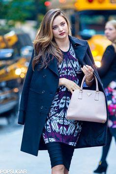 Miranda Kerr in NY