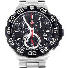 TAG Heuer Formula One CAH1110.BA0850 Stainless Steel Quartz Men's Watch