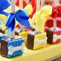 Doces Personalizados popcake Patrula canina Torta Paw Patrol, Paw Patrol Party, Paw Patrol Birthday, 4th Birthday, Birthday Parties, Cumple Paw Patrol, Bingo, Projects To Try, Candy