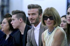 Os Beckham brilham em Nova Iorque | SAPO Lifestyle