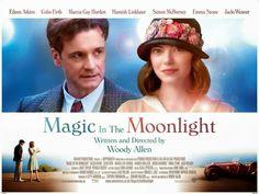 """Cuéntame una historia: """"Magia a la luz de la luna"""" Woody Allen"""