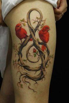 40 unglaubliche Feminine Tattoo Designs 5