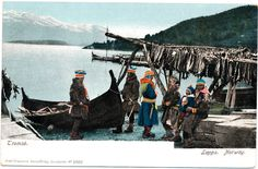 Tromso Lapps Norway UDB Pre 1908   eBay