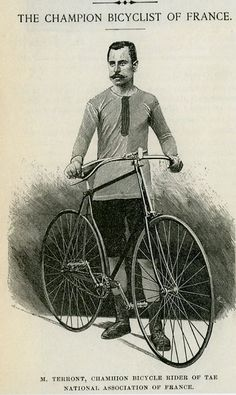 Mid-Century Love: 1890s Cycling Fashions for Men