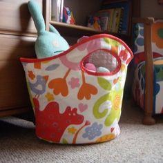 Toy Basket/Baby Hamper