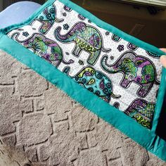 Baby bath towel apron