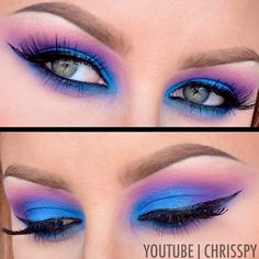 Will definitely have to try this once I get my hands on the UD electric palette