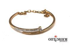 Ατσάλινο Βραχιόλι  72000090 Bracelets, Gold, Jewelry, Bangle Bracelets, Jewellery Making, Jewerly, Jewelery, Jewels, Bracelet