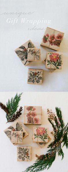Cajitas florales para obsequiar Vía oncewed