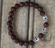 Beaded Bracelets, Jewelry, Fashion, Men's Wristbands, Moda, Jewlery, Bijoux, Fashion Styles, Pearl Bracelets