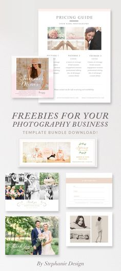 Free Pricing list \ Studio Ad templates Free photoshop, Design - wedding price list