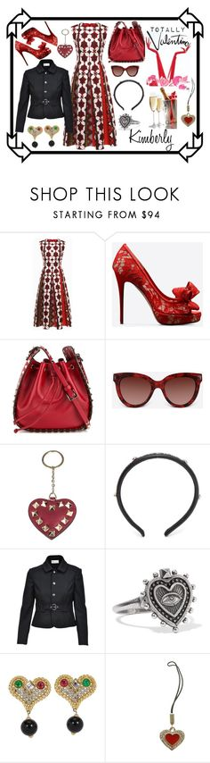 """""""Totally Valentino"""" by kimmie-plus2 on Polyvore featuring Valentino"""