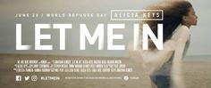 Video: Alicia Keys Presents Let Me In [Short Film]