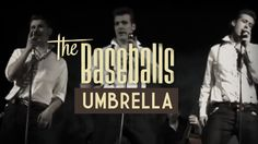 The Baseballs - Umbrella - Official - YouTube