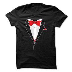 Funny Tuxedo Shirt T-Shirts & Hoodies