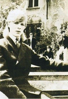 Young David Bowie, 1965