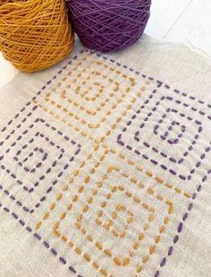 44 Ideas embroidery inspiration hand stitching needlework #stitching #embroidery