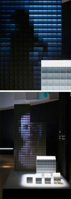 Lexus judges chose PIXEL - a configuration of visors that alternate their appearance in tandem with the viewer's movements and perspective - as theGrand Prix winner due to it's imaginative exploration of two seemingly contrasting elements: Light and Shadow. This idea would have many applications, from architectural facades, privacy screens in the home and office, theatre sets, exhibitions etc. and could be scaled up or down and fabricated from a wide range of materials such as cardboard…