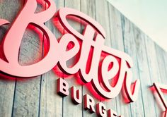 Better Burger has been created because they reckon other fast food burgers are shit! The clients strategy was to create a better burger. Our idea was to be in your face. We created a name that said exactly who they are and what they do. Better Burger. The…