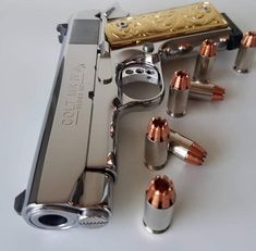 Blade City Knives Top Rated in Knives & Outdoor Gear 1911 Pistol, Colt 1911, Weapons Guns, Guns And Ammo, Airsoft Guns, Custom Guns, Custom 1911, Cool Guns, Big Guns