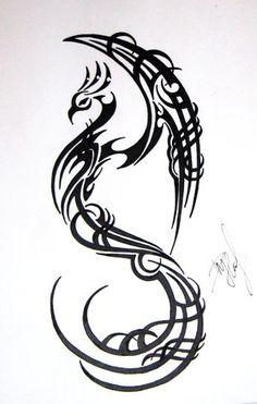 Google Image Result for http://www.jigneshbapna.com/wp-content/uploads/2011/09/tribal-phoenix-tatto-designs.jpg