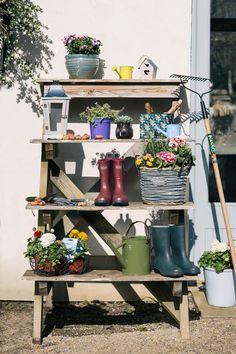 Diy Supplies, Garden Projects, Irish, Summer, Furniture, Home Decor, Summer Time, Decoration Home, Irish Language