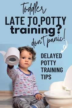 Is your stubborn toddler late to potty training? Tips for coping with delayed potty training. How to potty train a child who is age three years or older. Don't panic! They will get there! Toddler Potty Training, Potty Training Tips, Toilet Training, Don't Panic, Three Year Olds, Dog Bowls, Age, Children, Young Children