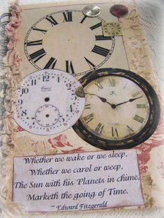 Handmade Book Altered  Journal Altered Blank Journal Vintage Collage Vintage Journal Vintage Diary  Childhood Book