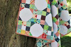 DS picnic + fairgrounds quilt.