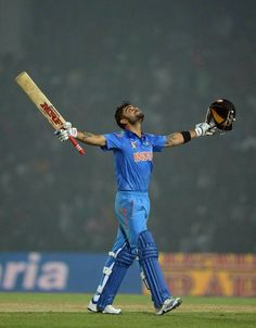 Virat the king of  cricket