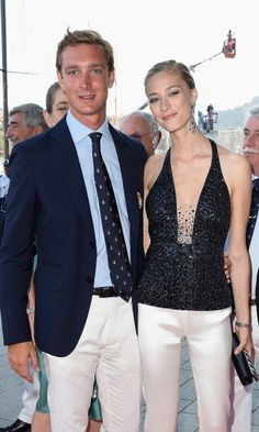 Pierre Casiraghi and Beatrice Borromeo's most stylish moments - HELLO! CA