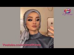 طرق سهلة لعمل حجاب توربان💕 لفات حجاب توربان💕 سهلة و متنوعة✔️ و موديلات كثيرة و حلوة✔️ لا يفوتكم 💕 - YouTube Hair Scarf Tutorial, Hijab Style Tutorial, Hijab Fashion, Fashion Tips, Fashion Hacks, Turban Hijab, Muslim Dress, Mode Hijab, Scarf Hairstyles