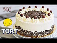 TORTY - YouTube Tiramisu, Malaga, Cheesecake, Nail Designs, Ethnic Recipes, Food, Youtube, Mascarpone, Bakken