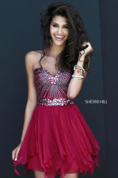 Sherri Hill - Dresses - #ipaprom #prom2K15 or #homecoming