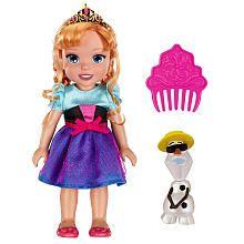 Disney Frozen 6 inch Toddler Doll - Anna Mia's next princess doll