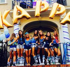 Nothing in this world like a Kappa girl. TSM.