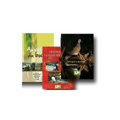 3 DVD  Tant qu'il y aura des tourterelles+ Au rythme du bocage+ Protéger et soigner les oiseaux
