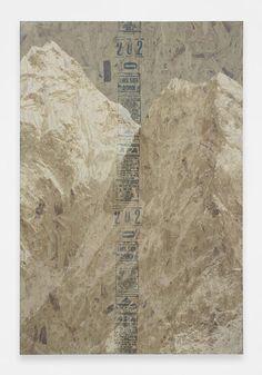 Highlands 4' x 6' 2014 / Peter Sutherland
