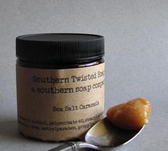 Sea Salt Caramels Body Lotion by SouthernTwistedSoaps on Etsy, $6.50
