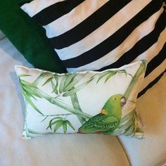 Lemon & Ginger #pillow #home #homesweethome #ikea #ikeaportugal #tropical #tropicalmood #summer