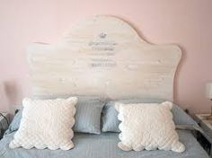 ... + images about Letti on Pinterest  Fai da te, Headboards and Shabby