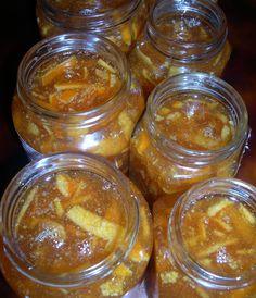 Mermelad de naranja para conservar. En www. cocinaterapia-online.es